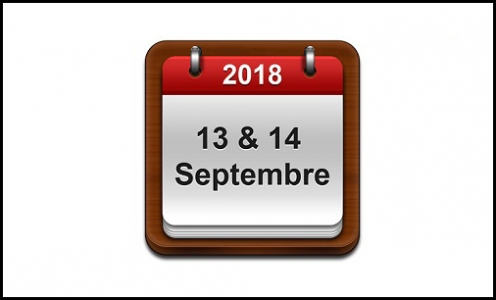 Journées GIS PIClég/DEPHY à Auray les 13 et 14 septembre 2018