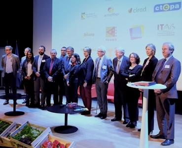 Le GIS PIClég renouvelle sa convention partenariale pour 2017-2027