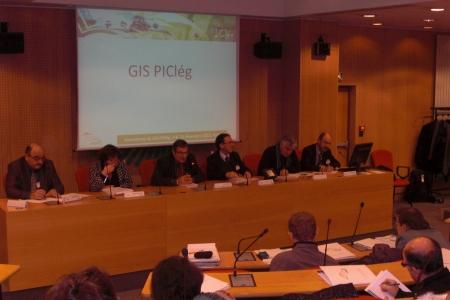 Rencontres du GIS PIClég 2013